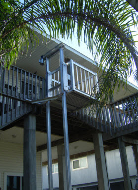 Accessibility lifts for Beach house lifts